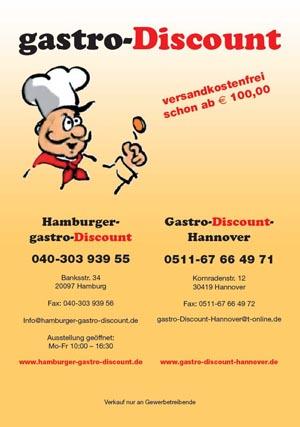 Hamburger Gastro Discount