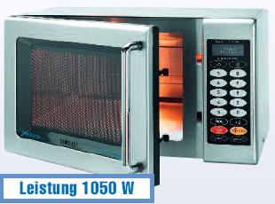 Mikrowellenherd SAMSUNG Modell CM 1069A