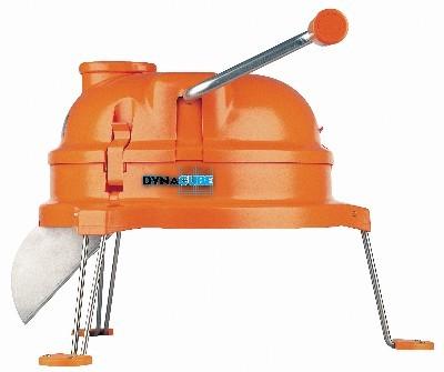 Dynacube zum Würfeln von 7x7 bis 17x17mm